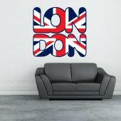 Autocolante decorativo london