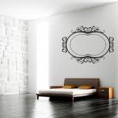 Autocolante decorativo quadro
