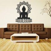 Autocolante decorativo zen