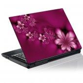 Autocolante para computador portátil flor gráfico