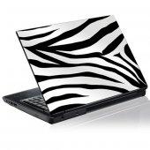 Autocolante para computador portátil zebra