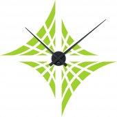 Autocolante relógios de parede ilusao
