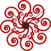 Autocolante relógios de parede ornamento