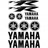 Autocolante Yamaha TZR