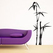 Bamboo Wall Stickers
