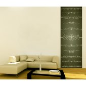 Banner Baroque Wall Sticker