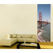 Banner Bridge Wall Sticker