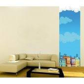 Banner Children Wall Sticker