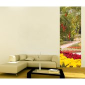 Banner Garden Wall Sticker