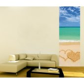 Banner Love Wall Sticker