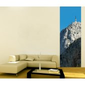 Banner Mountain Wall Sticker