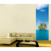 Banner Paradise Wall Sticker