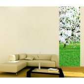 Banner Tree Wall Sticker