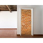 Bricks Door Stickers
