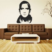 Eminem Wall Stickers