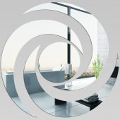 Espelho Decorativo - espiral