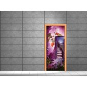Fantasy Door Stickers