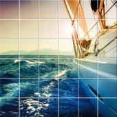 Fliesenaufkleber Meer