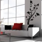 Flower Wall Stickers