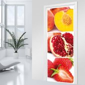 Fruit Door Stickers