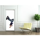 Hip Hop Door Stickers