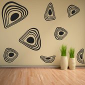 Hypnosis Set Wall Stickers