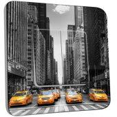 Interrupteur Décoré double va et vient Taxi New York