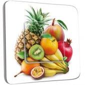 Interrupteur Décoré Poussoir Cuisine Life style Fruits2
