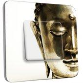 Interrupteur Décoré Simple Bouddha 2