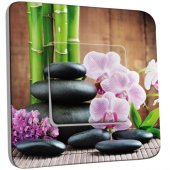 Interrupteur Décoré Simple Zen 3