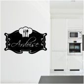 Kitchen - Chalkboard / Blackboard Wall Stickers