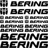 Komplet naklejek - Bering