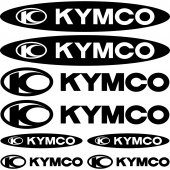 Komplet  naklejek - Kymco
