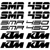 Ktm 450 smr Decal Stickers kit