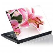 Laptop-Aufkleber Blume