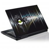 Laptop-Aufkleber Grafik
