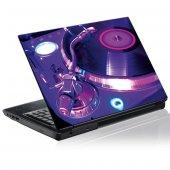 Laptop-Aufkleber Musik