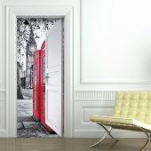 London Door Stickers