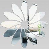 Miroir Acrylique Plexiglass Fleur 3
