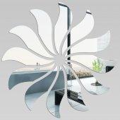 Miroir Acrylique Plexiglass Fleur 4