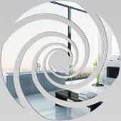 Miroir Acrylique Plexiglass Spirale 6