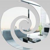 Miroir Acrylique Plexiglass Spirale 9