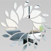 Miroir Acrylique Plexiglass Spirale pétale
