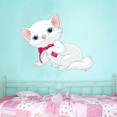 Naklejka ścienna Dla Dzieci - Kot Lola