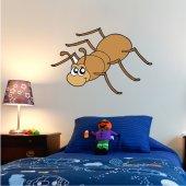 Naklejka ścienna Dla Dzieci - Mrówka