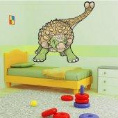 Naklejka ścienna Dla Dzieci - Protoceratops