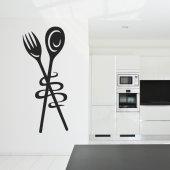 Naklejka ścienna - Do Kuchni