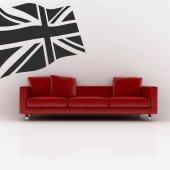 Naklejka ścienna - Flaga brytyjska