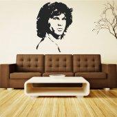 Naklejka ścienna - Jim Morrison