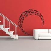 Naklejka ścienna - Motyw Orientalny